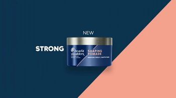 Head & Shoulders Shaping Pomade TV Spot, 'Strong on Style' - Thumbnail 9