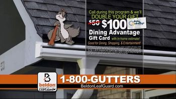 Beldon LeafGuard Spring Blowout Sale TV Spot, 'Oaks' - Thumbnail 6