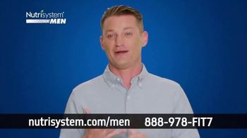 Nutrisystem for Men TV Spot, 'Time to Get Healthy: 50 Percent Off' - Thumbnail 4