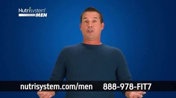 Nutrisystem for Men TV Spot, 'Time to Get Healthy: 50 Percent Off' - Thumbnail 8