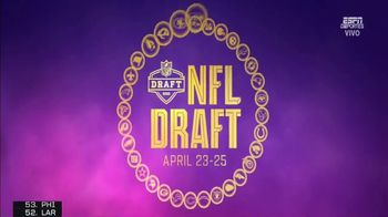 NFL Draft-A-Thon TV Spot, 'COVID-19: Blessings' Feat. Adrian Amos, Saquon Barkley - Thumbnail 2