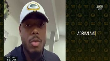NFL Draft-A-Thon TV Spot, 'COVID-19: Blessings' Feat. Adrian Amos, Saquon Barkley - Thumbnail 3