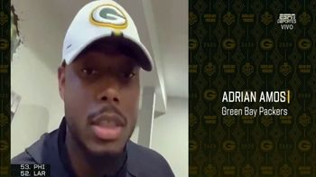 NFL Draft-A-Thon TV Spot, 'COVID-19: Blessings' Feat. Adrian Amos, Saquon Barkley - Thumbnail 4