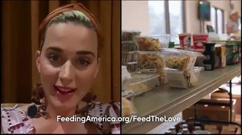 Feeding America TV Spot, 'ABC: PSA with the Top 20' Feat. Katy Perry, Ryan Seacrest, Lionel Richie - Thumbnail 9