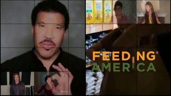 Feeding America TV Spot, 'ABC: PSA with the Top 20' Feat. Katy Perry, Ryan Seacrest, Lionel Richie - Thumbnail 8