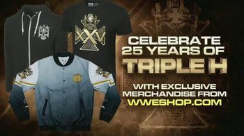 WWE Shop TV Spot, 'Energize Your Attitude: 25 Years of Triple H' Song by Easy McCoy - Thumbnail 7