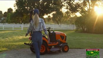 Kubota BX Series TV Spot, 'Take Advantage' - Thumbnail 1