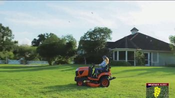 Kubota BX Series TV Spot, 'Take Advantage' - Thumbnail 4