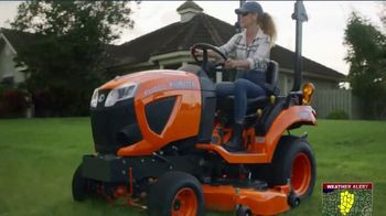 Kubota BX Series TV Spot, 'Take Advantage'