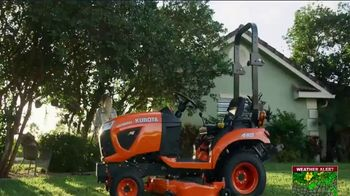 Kubota BX Series TV Spot, 'Take Advantage' - Thumbnail 7