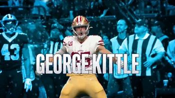 Bud Light Seltzer TV Spot, '146 Draft Tips from George Kittle' - Thumbnail 3