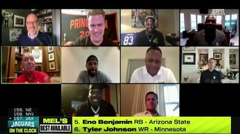 NFL TV Spot, 'Draft-A-Thon: Super Bowl' Featuring Dick Vitale - Thumbnail 4