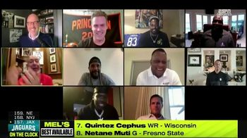 NFL TV Spot, 'Draft-A-Thon: Super Bowl' Featuring Dick Vitale - Thumbnail 6