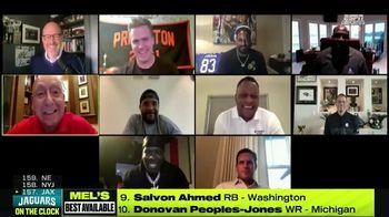 NFL TV Spot, 'Draft-A-Thon: Super Bowl' Featuring Dick Vitale - Thumbnail 8