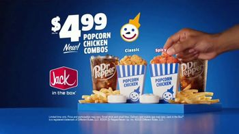 Jack in the Box Popcorn Chicken Combo TV Spot, 'When Hunger Pops Off' - Thumbnail 10