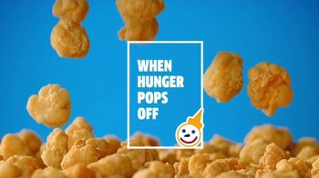 Jack in the Box Popcorn Chicken Combo TV Spot, 'When Hunger Pops Off' - Thumbnail 3