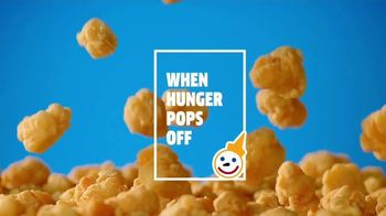 Jack in the Box Popcorn Chicken Combo TV Spot, 'When Hunger Pops Off' - Thumbnail 4