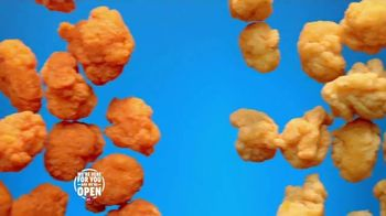 Jack in the Box Popcorn Chicken Combo TV Spot, 'When Hunger Pops Off' - Thumbnail 5