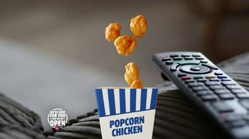 Jack in the Box Popcorn Chicken Combo TV Spot, 'When Hunger Pops Off' - Thumbnail 7
