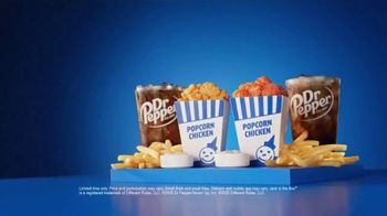 Jack in the Box Popcorn Chicken Combo TV Spot, 'When Hunger Pops Off' - Thumbnail 9