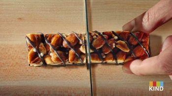 KIND Dark Chocolate Nuts & Sea Salt Minis TV Spot, 'How We Made'