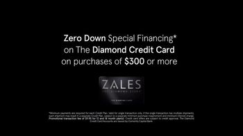 Zales TV Spot, 'Nothing Love Can't Do: Zero Down Special Financing' - Thumbnail 10
