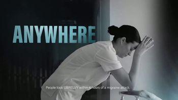 UBRELVY TV Spot, 'Anytime, Anywhere' - Thumbnail 4