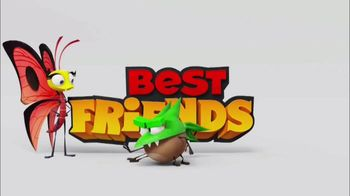 Best Fiends TV Spot, 'Tons of Cute Characters' - Thumbnail 1