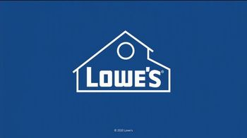 Lowe's TV Spot, 'Be There' - Thumbnail 10