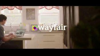 Wayfair TV Spot, 'The Shipping You Get: Even the Big Stuff' - Thumbnail 1