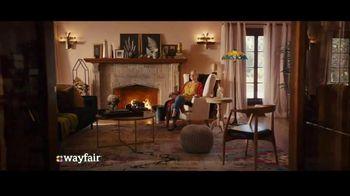 Wayfair TV Spot, 'The Shipping You Get: Even the Big Stuff' - Thumbnail 10