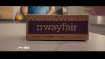 Wayfair TV Spot, 'The Shipping You Get: Even the Big Stuff' - Thumbnail 3