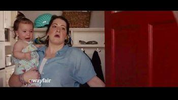 Wayfair TV Spot, 'The Shipping You Get: Even the Big Stuff' - Thumbnail 4