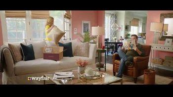 Wayfair TV Spot, 'The Shipping You Get: Even the Big Stuff' - Thumbnail 5