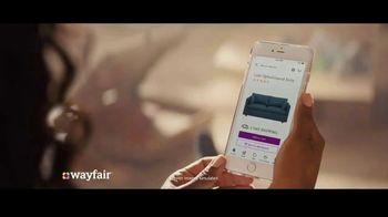 Wayfair TV Spot, 'The Shipping You Get: Even the Big Stuff' - Thumbnail 8