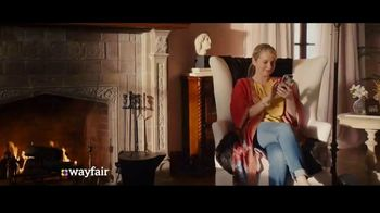 Wayfair TV Spot, \'The Shipping You Get: Even the Big Stuff\'