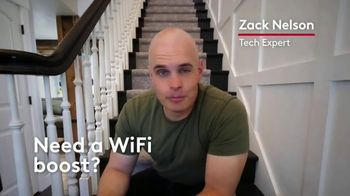 XFINITY TV Spot, 'WiFi Boost Tips With Zack Nelson' - Thumbnail 2