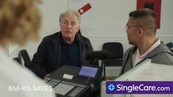 SingleCare TV Spot, 'Martin Sheen Can't Stop Talking About Prescription Savings'