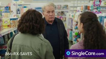 SingleCare TV Spot, 'Martin Sheen Can't Stop Talking About Prescription Savings' - Thumbnail 5