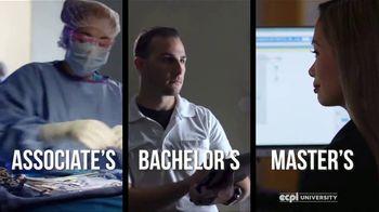 ECPI University TV Spot, 'Accelerated Career-Focused Programs'