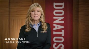 Donatos TV Spot, 'Every Piece Is Important'