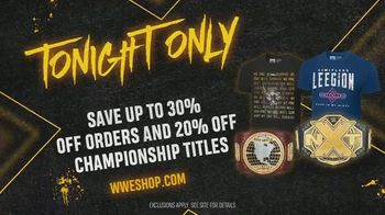 WWE Shop TV Spot, 'We Are: Up to 30%' - Thumbnail 9