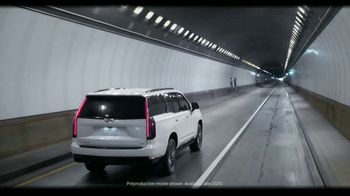 Cadillac TV Spot, 'We Have Your Back' [T1] - Thumbnail 1