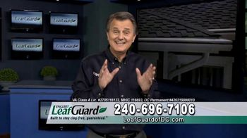 LeafGuard of DC $99 Install Sale TV Spot, 'Mother Nature Never Takes a Day Off' - 3 commercial airings