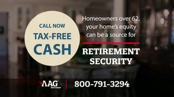 AGG Reverse Mortgage TV Spot, 'Uncertain Times' Featuring Tom Selleck - Thumbnail 8