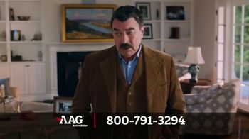 AGG Reverse Mortgage TV Spot, 'Uncertain Times' Featuring Tom Selleck - Thumbnail 3