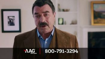 American Advisors Group Reverse Mortgage TV Spot, 'Uncertain Times' Featuring Tom Selleck