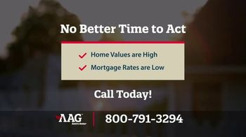 AGG Reverse Mortgage TV Spot, 'Uncertain Times' Featuring Tom Selleck - Thumbnail 5