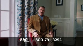 AGG Reverse Mortgage TV Spot, 'Uncertain Times' Featuring Tom Selleck - Thumbnail 6