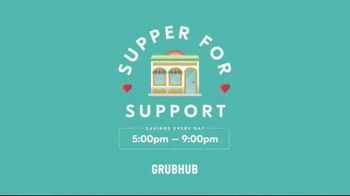 Grubhub TV Spot, 'Supper For Support' - Thumbnail 9